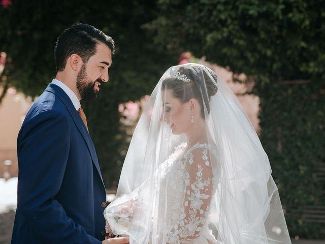 La boda de Jose y Alesia en Alhama De Almeria, Almería 93
