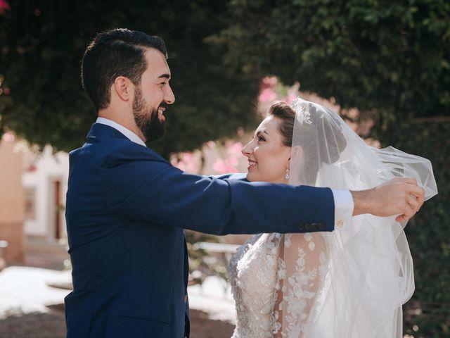La boda de Jose y Alesia en Alhama De Almeria, Almería 94
