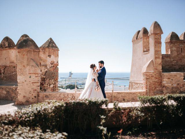 La boda de Jose y Alesia en Alhama De Almeria, Almería 100