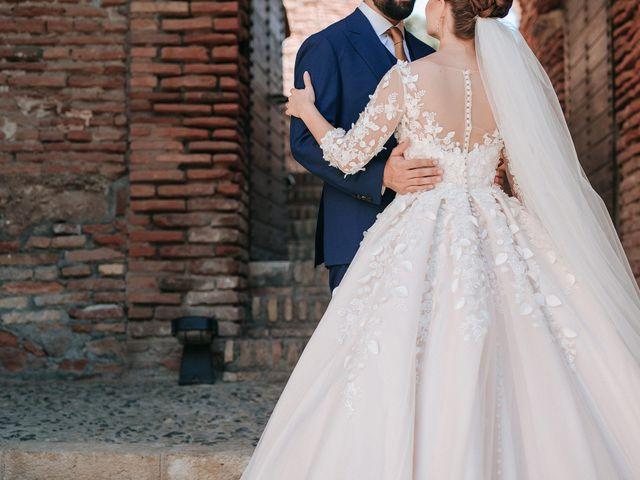 La boda de Jose y Alesia en Alhama De Almeria, Almería 104