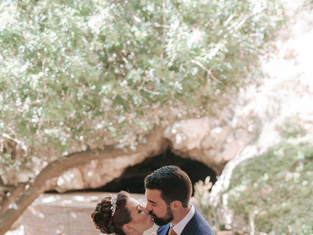 La boda de Jose y Alesia en Alhama De Almeria, Almería 105