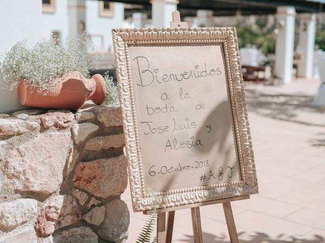 La boda de Jose y Alesia en Alhama De Almeria, Almería 107