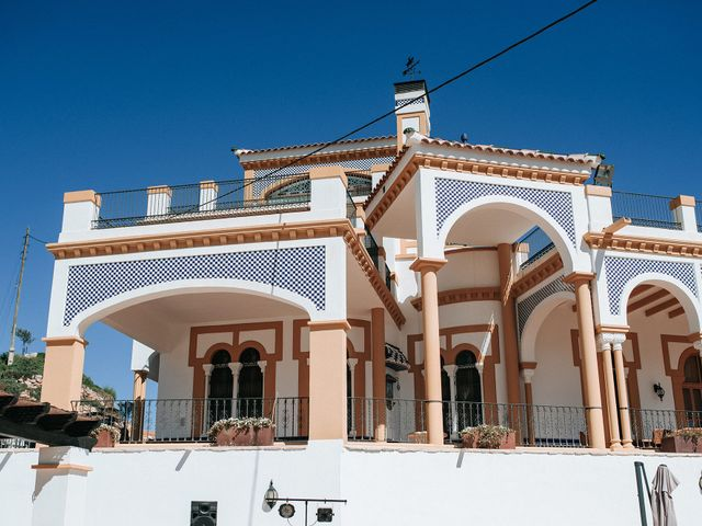 La boda de Jose y Alesia en Alhama De Almeria, Almería 109