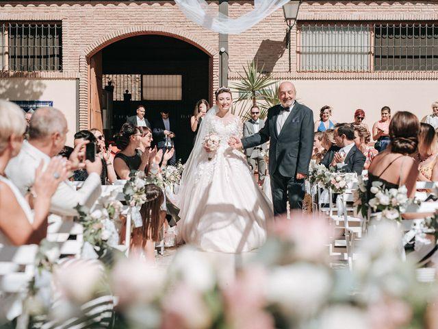 La boda de Jose y Alesia en Alhama De Almeria, Almería 119