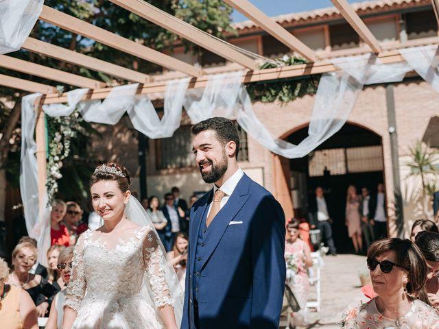 La boda de Jose y Alesia en Alhama De Almeria, Almería 123