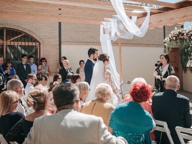 La boda de Jose y Alesia en Alhama De Almeria, Almería 124