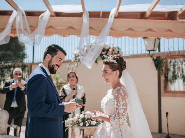 La boda de Jose y Alesia en Alhama De Almeria, Almería 130