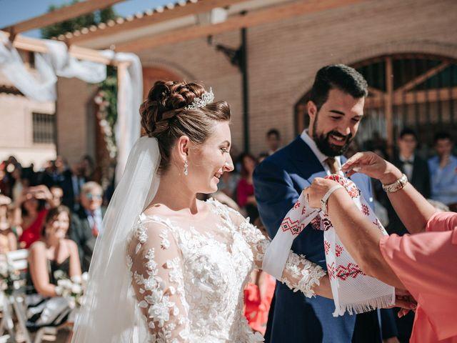 La boda de Jose y Alesia en Alhama De Almeria, Almería 133