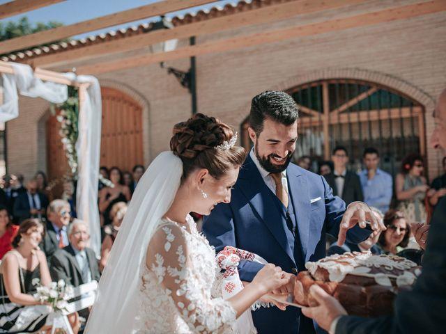 La boda de Jose y Alesia en Alhama De Almeria, Almería 135