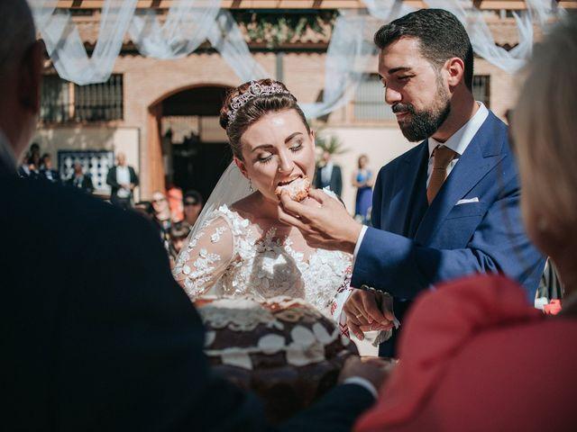 La boda de Jose y Alesia en Alhama De Almeria, Almería 137