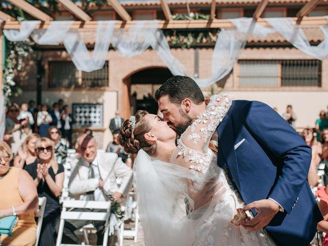La boda de Jose y Alesia en Alhama De Almeria, Almería 140
