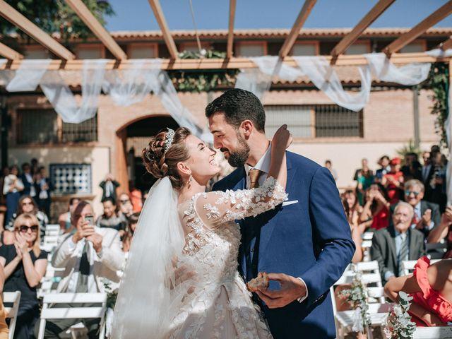La boda de Jose y Alesia en Alhama De Almeria, Almería 141