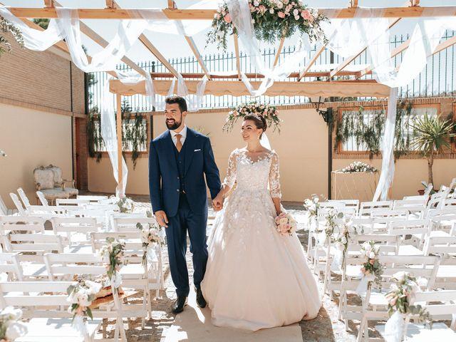 La boda de Jose y Alesia en Alhama De Almeria, Almería 144