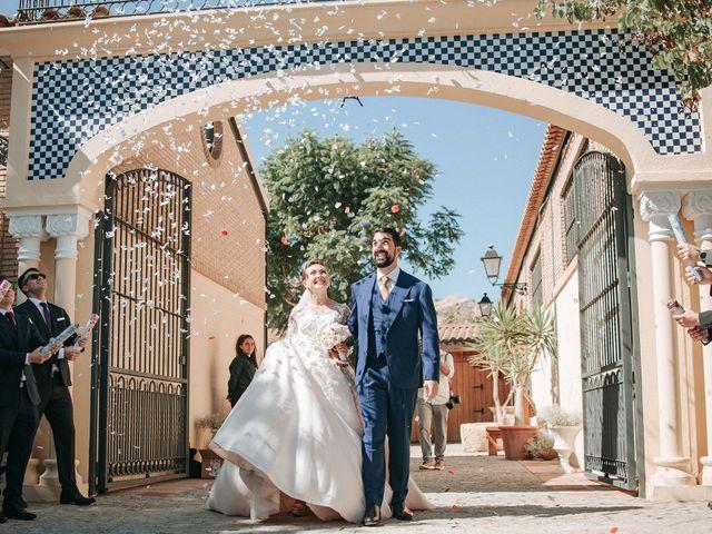 La boda de Jose y Alesia en Alhama De Almeria, Almería 146
