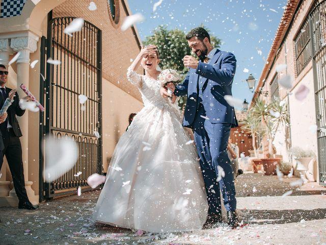La boda de Jose y Alesia en Alhama De Almeria, Almería 148