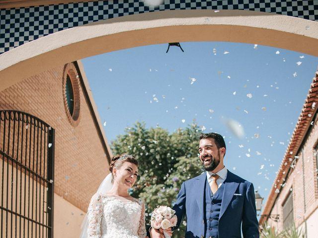 La boda de Jose y Alesia en Alhama De Almeria, Almería 149