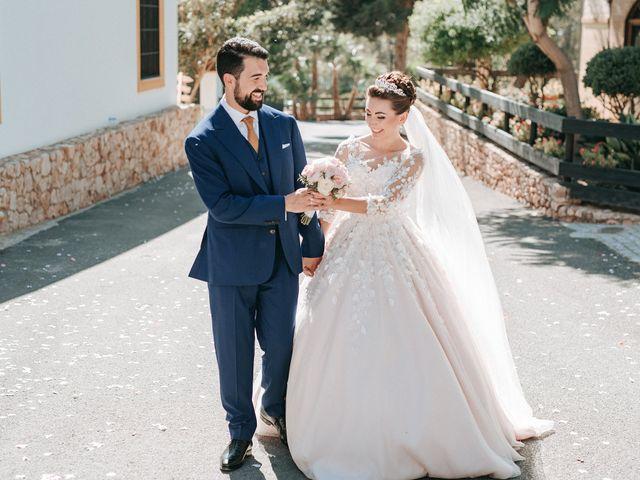 La boda de Jose y Alesia en Alhama De Almeria, Almería 152