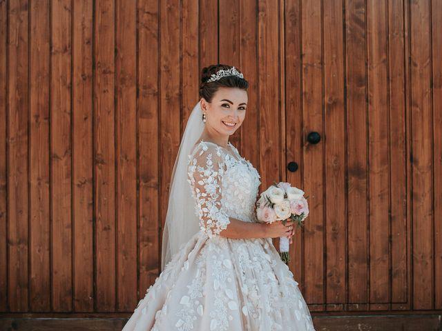 La boda de Jose y Alesia en Alhama De Almeria, Almería 154