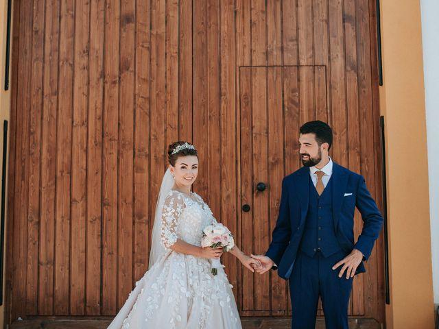 La boda de Jose y Alesia en Alhama De Almeria, Almería 155