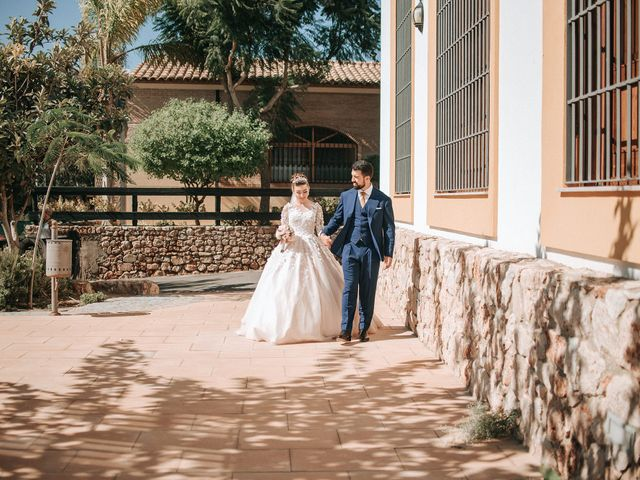 La boda de Jose y Alesia en Alhama De Almeria, Almería 156