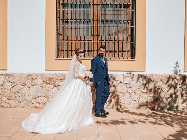 La boda de Jose y Alesia en Alhama De Almeria, Almería 157