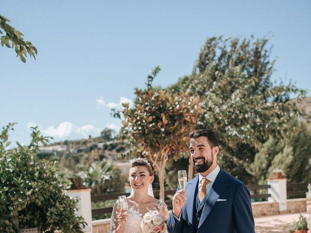 La boda de Jose y Alesia en Alhama De Almeria, Almería 159