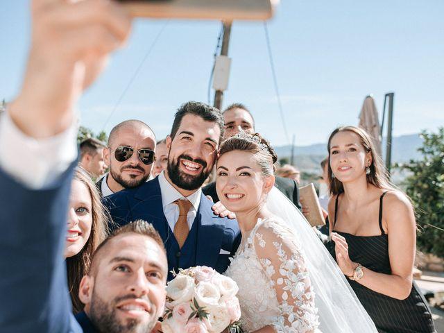 La boda de Jose y Alesia en Alhama De Almeria, Almería 167