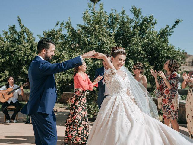La boda de Jose y Alesia en Alhama De Almeria, Almería 169