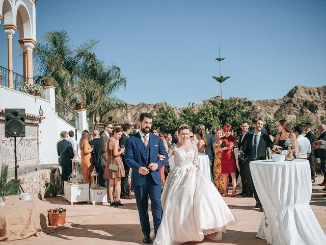La boda de Jose y Alesia en Alhama De Almeria, Almería 170