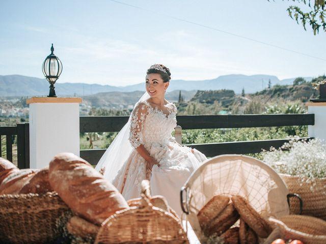 La boda de Jose y Alesia en Alhama De Almeria, Almería 171