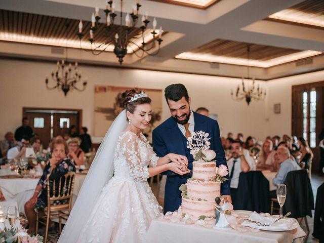 La boda de Jose y Alesia en Alhama De Almeria, Almería 174