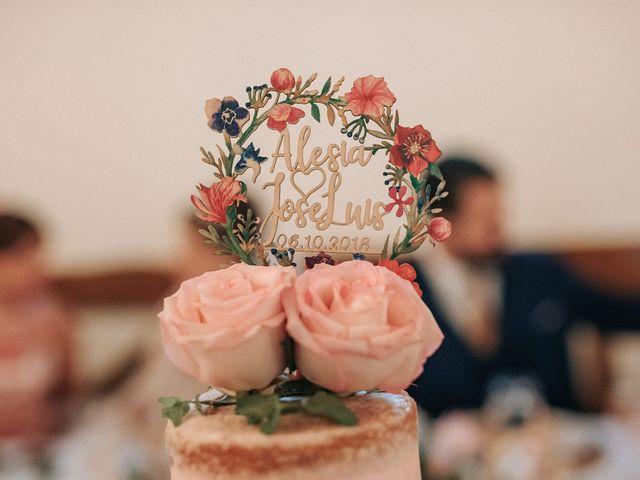 La boda de Jose y Alesia en Alhama De Almeria, Almería 178