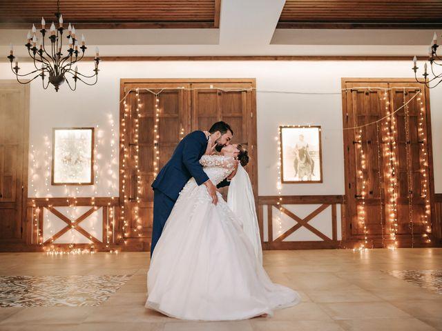 La boda de Jose y Alesia en Alhama De Almeria, Almería 180