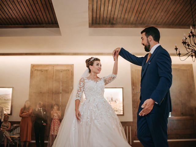 La boda de Jose y Alesia en Alhama De Almeria, Almería 183