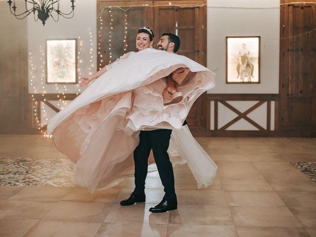 La boda de Jose y Alesia en Alhama De Almeria, Almería 184