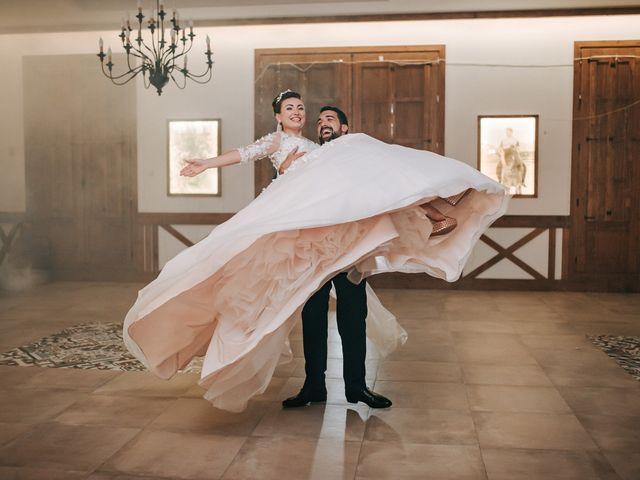 La boda de Jose y Alesia en Alhama De Almeria, Almería 185