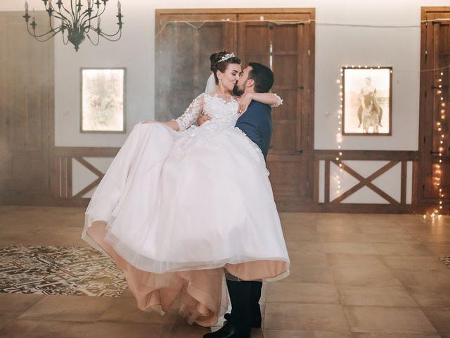 La boda de Jose y Alesia en Alhama De Almeria, Almería 186