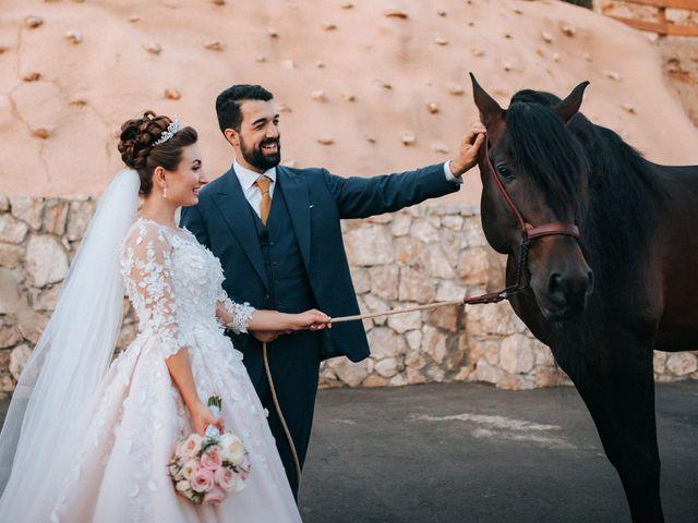 La boda de Jose y Alesia en Alhama De Almeria, Almería 190