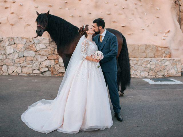 La boda de Jose y Alesia en Alhama De Almeria, Almería 191