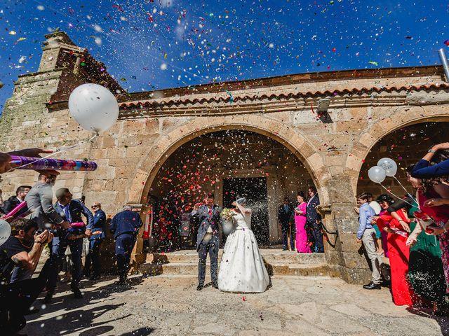 La boda de Paloma y José