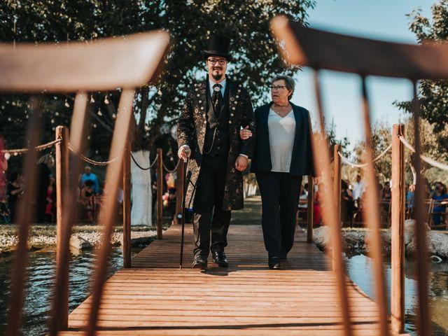 La boda de Ruben y Saioa en Vigo, Pontevedra 11