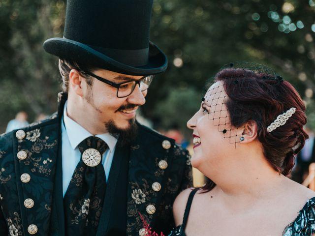 La boda de Ruben y Saioa en Vigo, Pontevedra 19