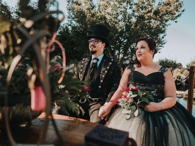 La boda de Ruben y Saioa en Vigo, Pontevedra 23