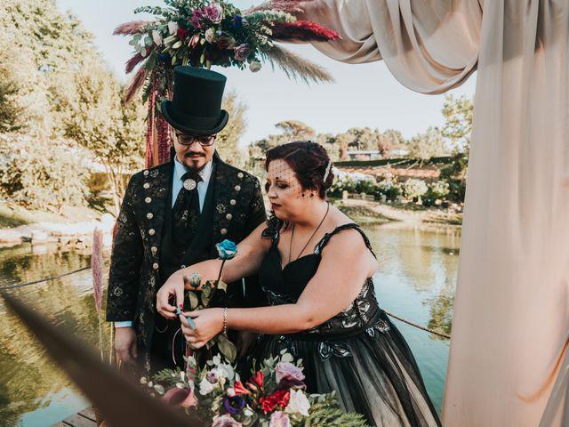 La boda de Ruben y Saioa en Vigo, Pontevedra 32