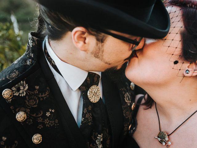La boda de Ruben y Saioa en Vigo, Pontevedra 42