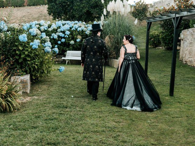 La boda de Ruben y Saioa en Vigo, Pontevedra 44