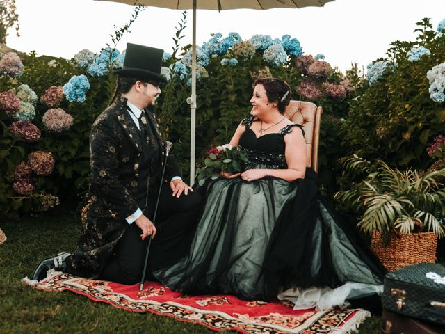 La boda de Saioa y Ruben