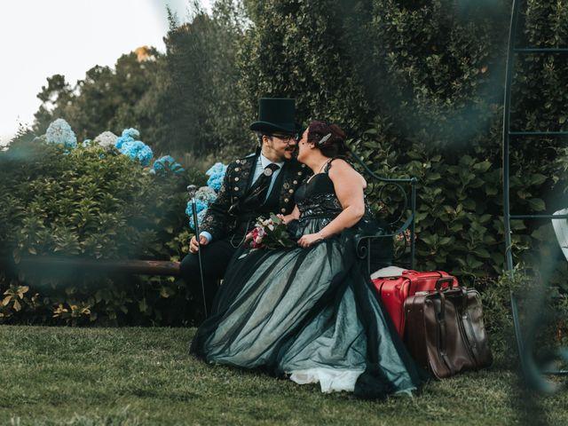 La boda de Ruben y Saioa en Vigo, Pontevedra 1