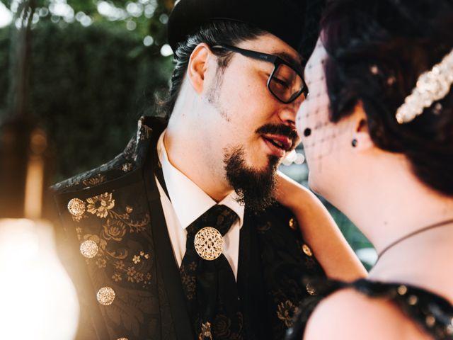 La boda de Ruben y Saioa en Vigo, Pontevedra 54