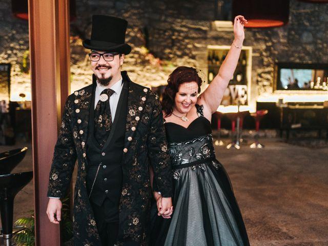 La boda de Ruben y Saioa en Vigo, Pontevedra 56